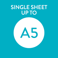 Picture of A5 Single Sheet