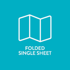 Picture for category Folded Single Sheet