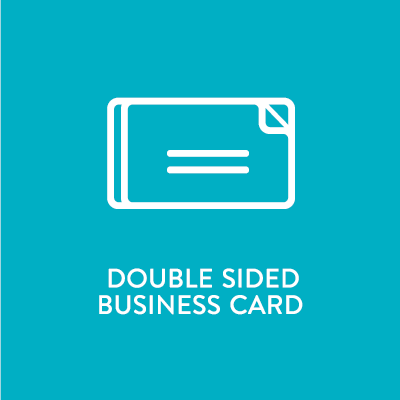 Pensord Digital Double Sided Business Card
