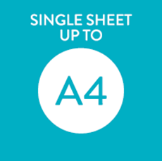 Picture of A4 Single Sheet