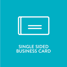 Picture of Single Sided Business Card
